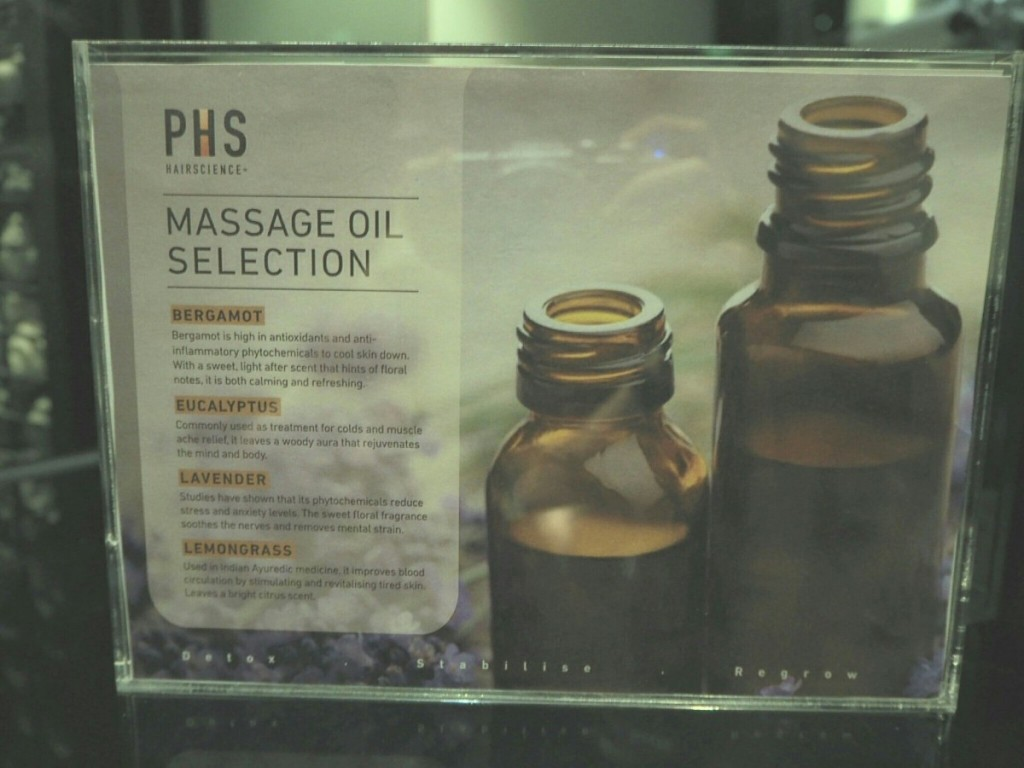 PHS Massage Oil