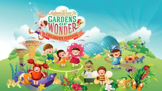 garden children festival