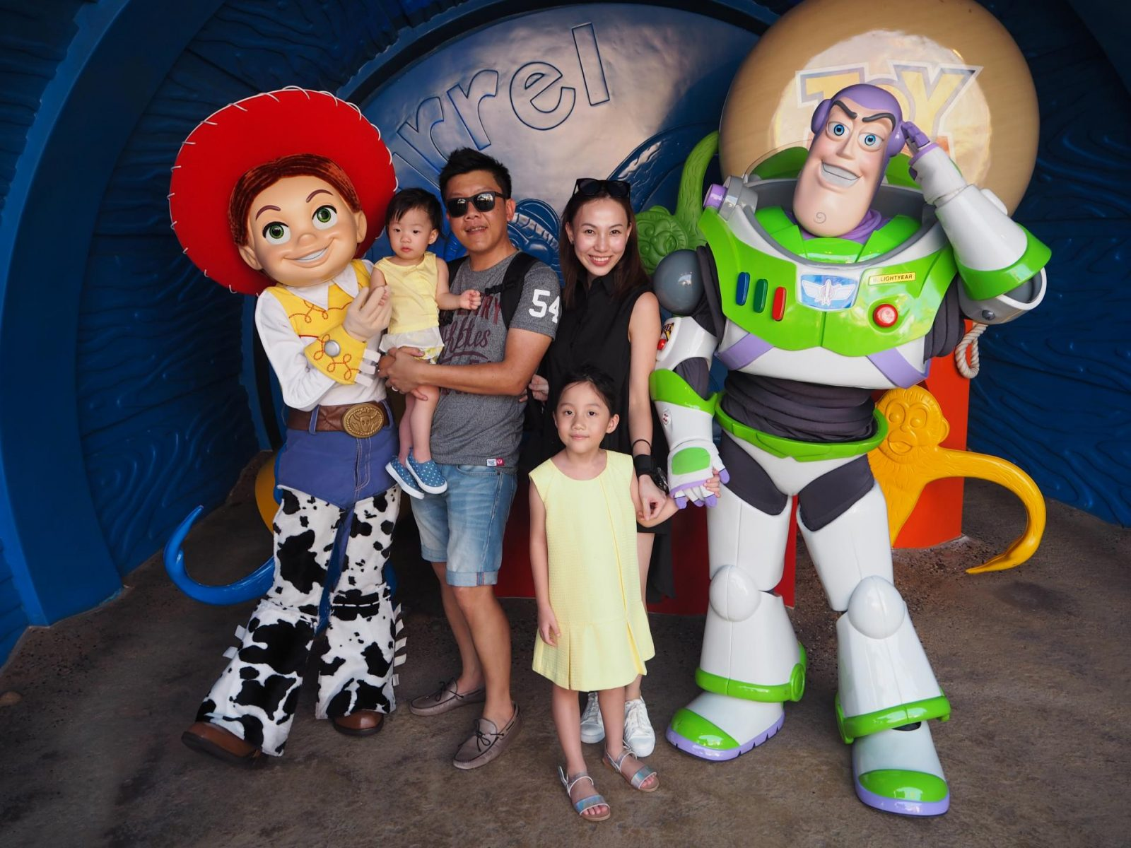 Hong Kong Disneyland Toy story